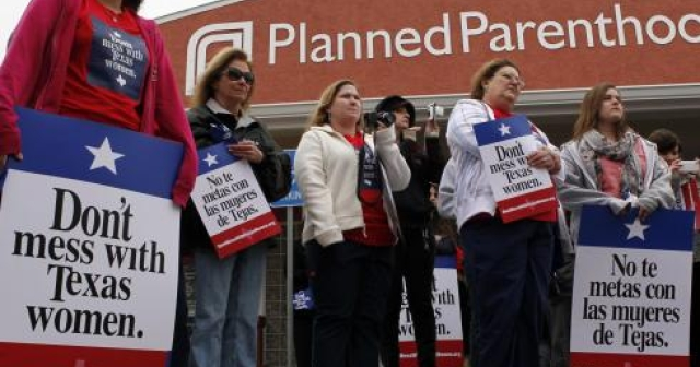 Women Texas Planned Parenthood Study Nelson