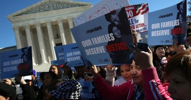 SCOTUS Will Take Up Obama's Actions to Keep Immigrant Families Together