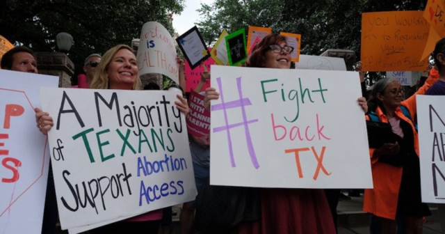 Fight Back Texas Rally