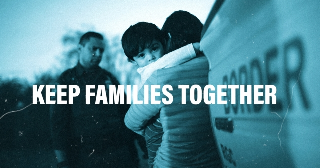 Keep Families Together Progress Texas