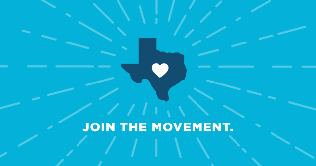 Join the Progressive Movement in Texas