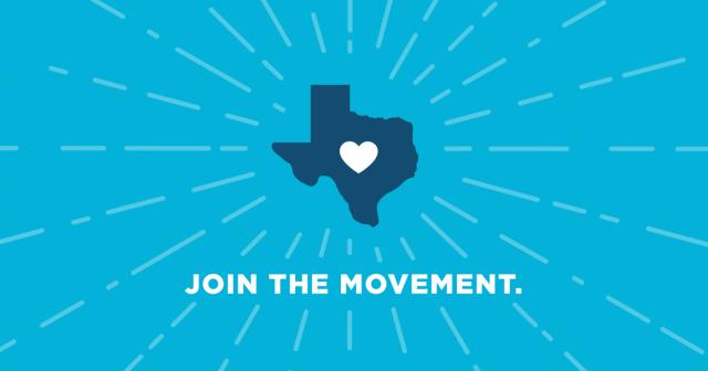 Join the Progressive Movement in Texas