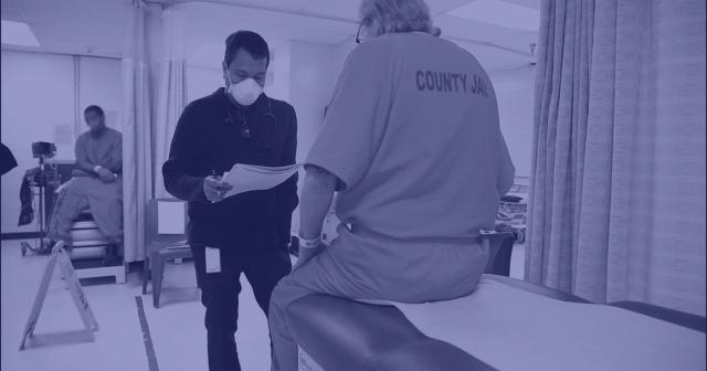 Texas jails COVID-19