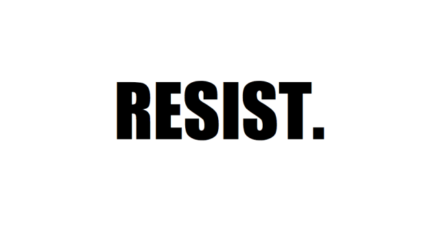 Texas Inauguration Resistance Events Trump