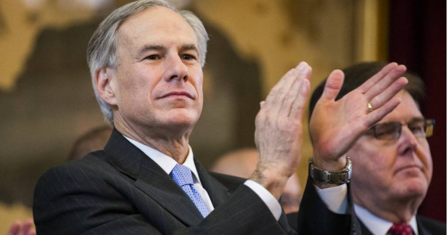 Greg Abbott Celebrate Arrest Of Latina Seeking Medical Care