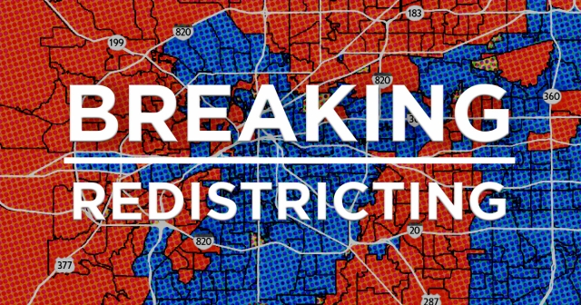 Supreme Court Texas Redistricting Republican
