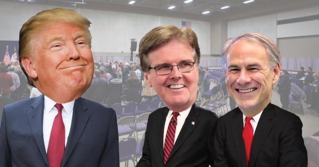Trump Endorsed by Texas Republicans