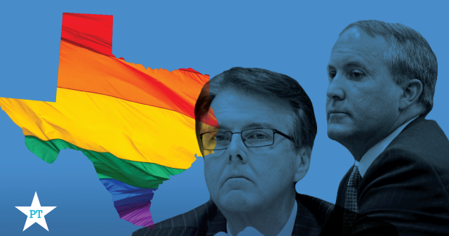 "Texas GOP Uses ""Religious Freedom"" to Discriminate Against LGBT Texans"