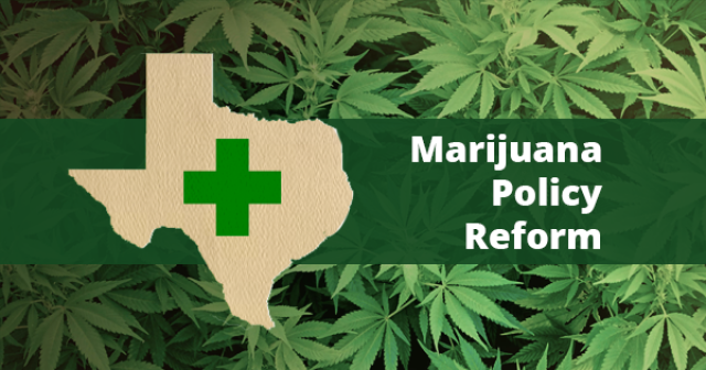 First Marijuana Policy Reform Bill Advances from Texas House Committee