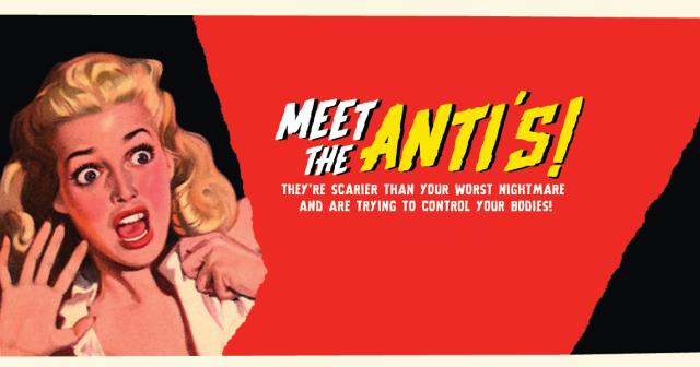 meet the antis