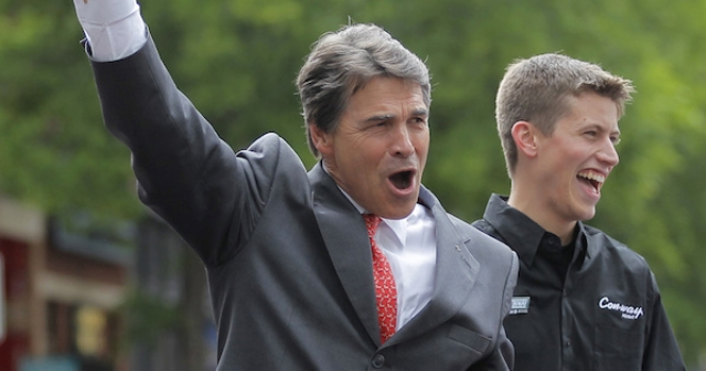 The Incredible Shrinking Rick Perry