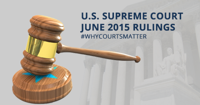 SCOTUS 2015: Freedom to Marry for Everyone