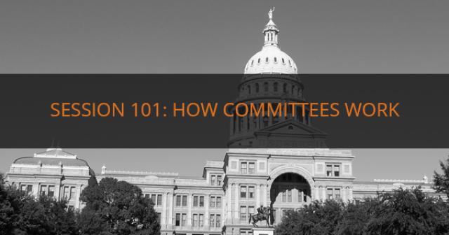 How Committees Work