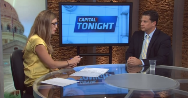 Capitol Tonight: 1 on 1 with Ed Espinoza