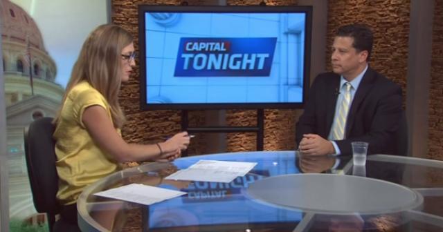 Capitol Tonight: 1 on 1 with Ed Espinoza