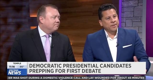 Democratic Debates and Texas