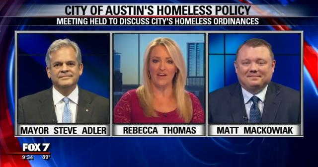 Mayor Steve Adler on FOX 7 Austin