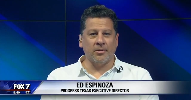 Ed Espinoza on FOX 7 Austin