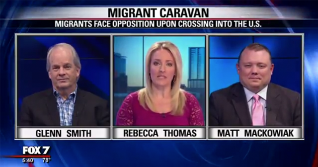 FOX 7 Discussion: Migrants Face Opposition Upon Crossing into the U.S.