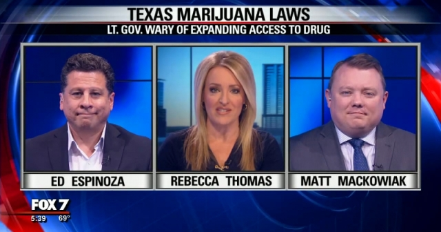 Ed Espinoza, Executive Director for Progress Texas, joins KVUE to talk about how the President and his proposed budget will rob Americans from education funding and Medicare access.