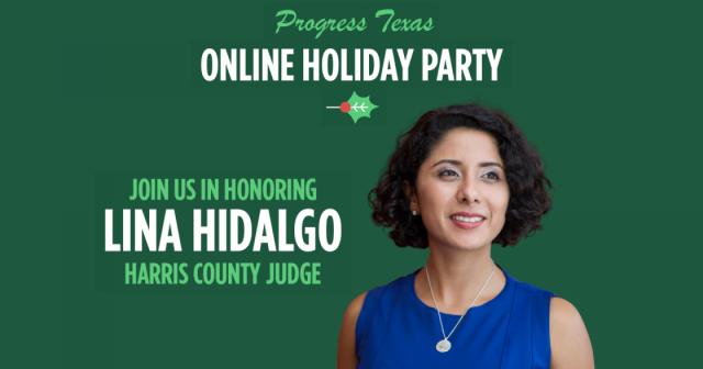 Lina Hidalgo: Our 2020 Progressive Champion (Full Interview)