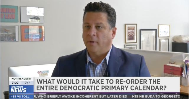 Ed Espinoza on Spectrum News: Can we re-order the Democratic Primary