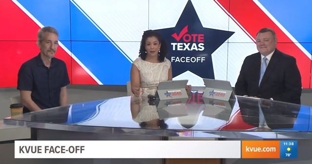Texas Face Off - Ken Zarifis