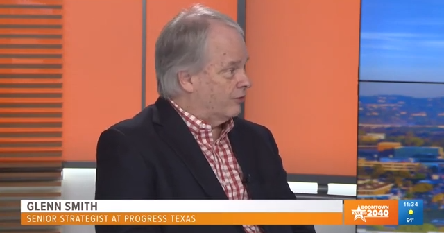 Glenn W. Smith on KVUE
