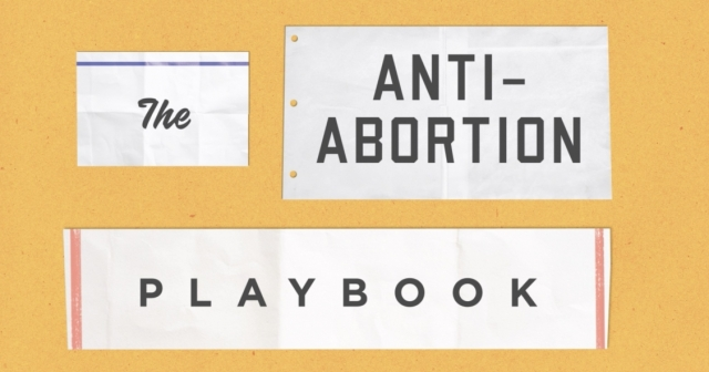 National Anti-Abortion Playbook Exposed