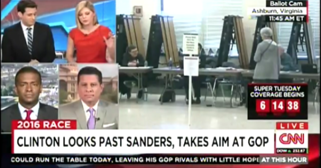 CNN – Super Tuesday