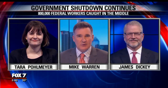 FOX - Government Shutdown - 1-15