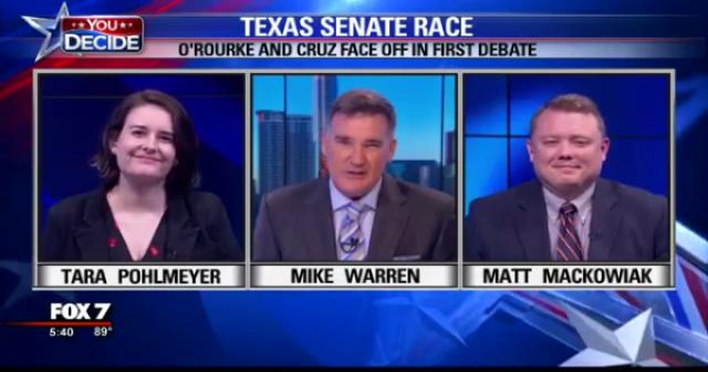 Texas Senate Debate