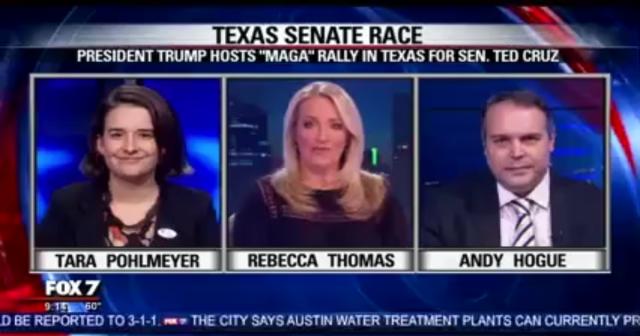 Trump's rally FOX 7 Austin