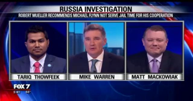 FOX 7 Austin - Russia Investigation