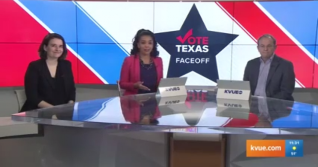 KVUE Face Off Anti-BDS