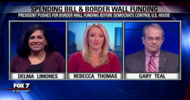 FOX 7 Border Wall
