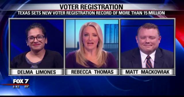 FOX 7 Voter Registration