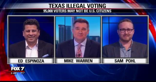 FOX 7 - Voter Fraud