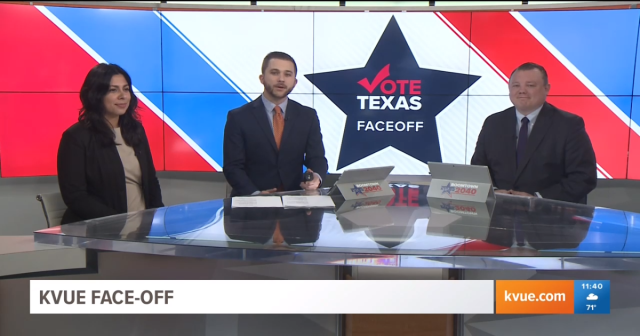 KVUE Face Off #txlege