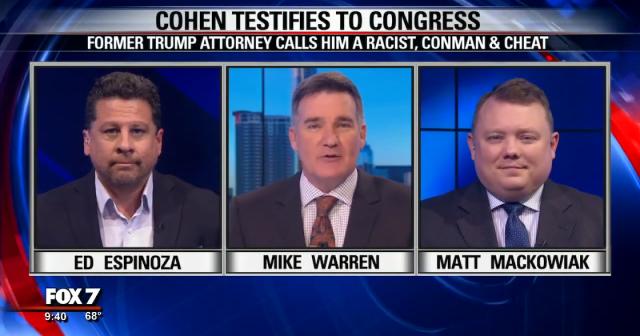 FOX 7 - Cohen