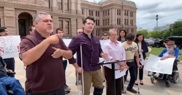 Stop SB9 in Texas press conference