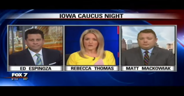 Iowa 2016 Election night analysis