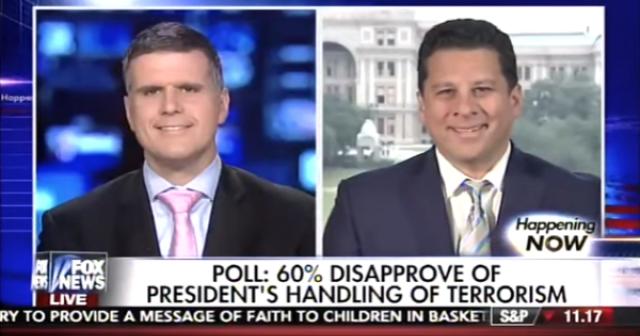 Fox News - The War on Terror, 2016 Presidential Polls