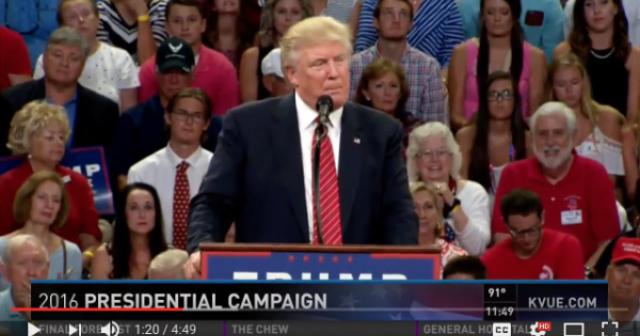 Donald Trump's Sinking Campaign