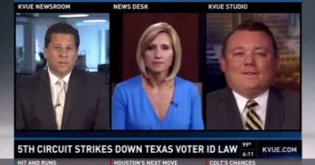 Point-Counterpoint: Texas Voter ID Struck Down