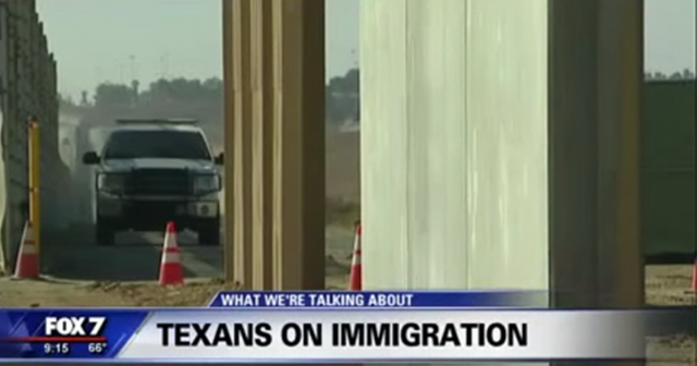 Texans on Immigration: poll shows growing support