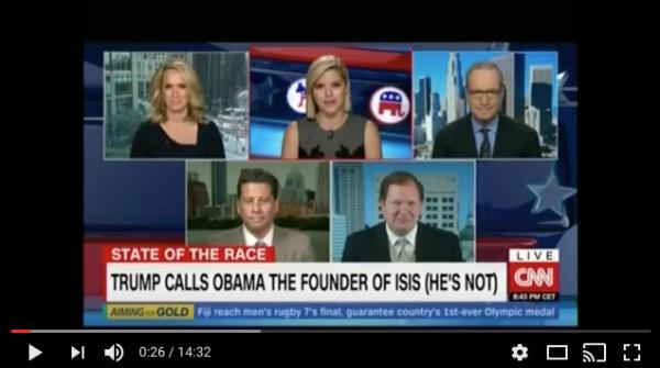 CNN: Presidential Campaign